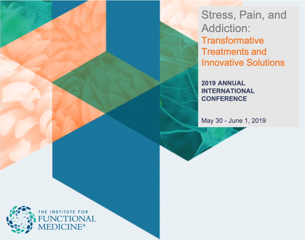 Stress, pain and addiction experts unite in San Antonio, TX