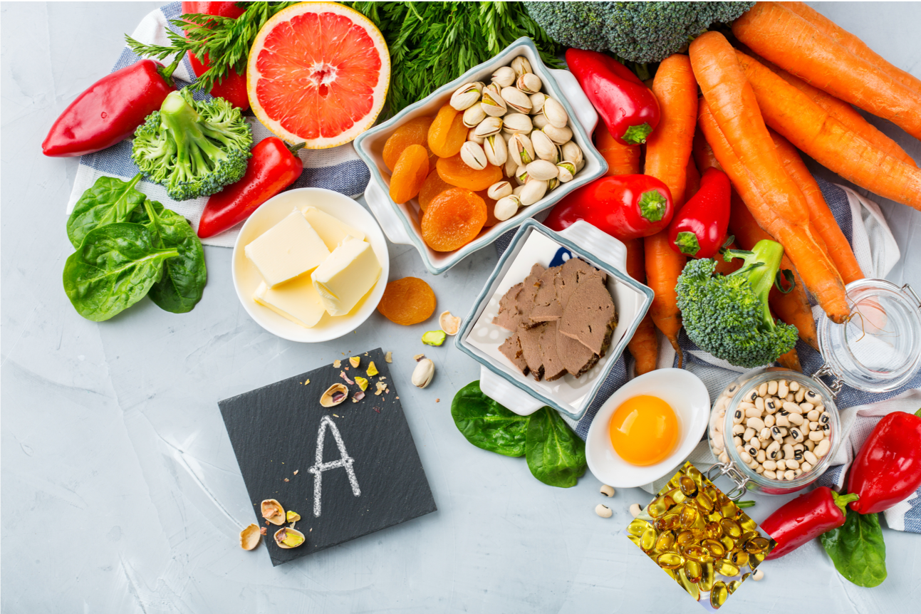The vitamin A paradox: too little or too much of a good thing?   Alliance  For Natural Health