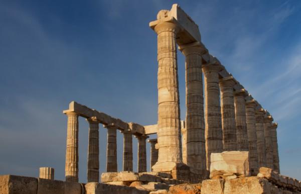 Poseidon Temple, Greece