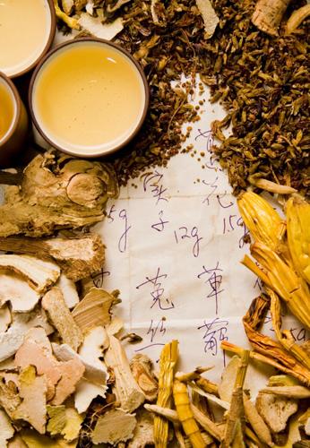 medicine, traditional