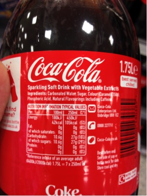 Soft Drinks Without Aspartame